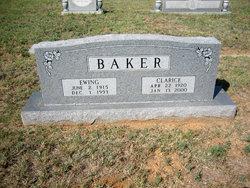 Ewing Jack Baker