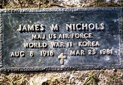 James Marshall Nichols