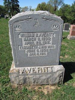 Elizabeth Jane <i>Peak</i> Averitt