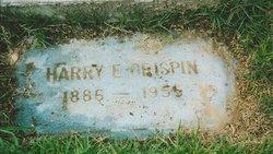 Harry Ernest Crispin