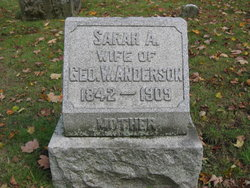 Sarah A. Anderson