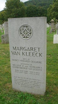 Margaret <i>Van Kleeck</i> Gillmore