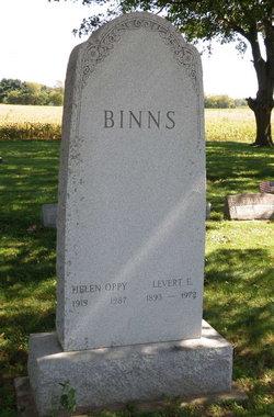 Levert Elmer Binns