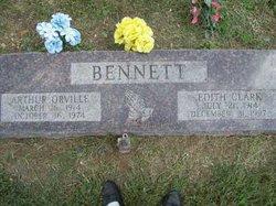 Edith <i>Clark</i> Bennett