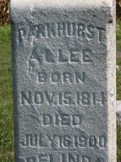 Parkhurst Allee