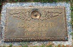 Lois <i>Shook</i> Baker