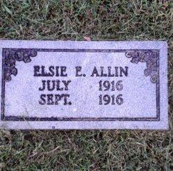 Elsie Ethelda Allin