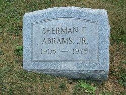 Sherman E Abrams