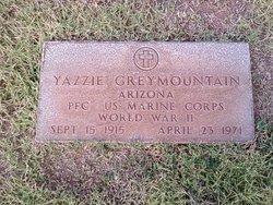 Yazzie Greymountain
