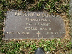 Eugene Madison Bowser