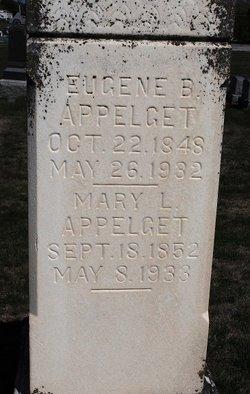 Eugene B Appelget