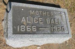 Alice <i>Struble</i> Ball