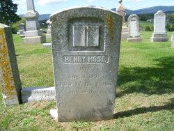 Henry Hose