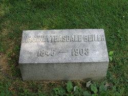 Anna Virginia <i>Teasdale</i> Beiler