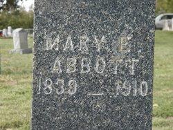 Mary Ellen <i>Johnson</i> Abbott