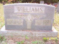 Lillian <i>Morrow</i> Williams