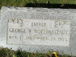 George W Hoppensteadt