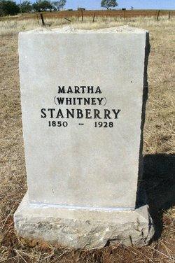 Martha Leah <i>Whitney</i> Stanberry