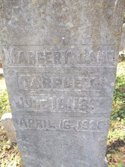 Margery Jane <i>Marks</i> Tarpley