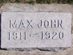 Max John Alff