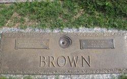 Maj Sara Marie Brown
