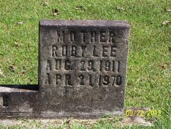 Ruby Lee <i>Cummings</i> Page
