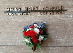 Helen <i>Hart</i> Arnold