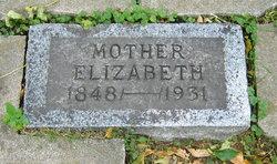 Elizabeth <i>Bosshardt</i> Bauernfeind