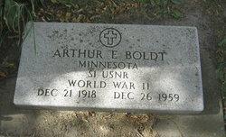 Arthur Ernest Boldt
