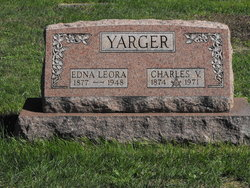 Edna Leora <i>Mathile</i> Yarger
