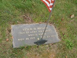 Sgt Leslie O. Higley