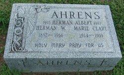 Marie Clare Ahrens