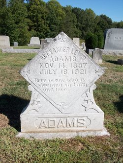 Alexander Louis Adams