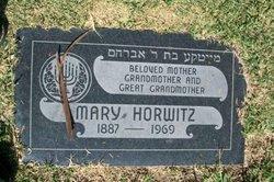 Mary Horwitz