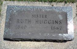 Ruth <i>Holdren</i> Huggins