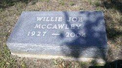 Willie Joe McCawley