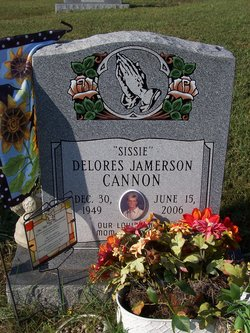 Delores Sissie <i>Jamerson</i> Cannon