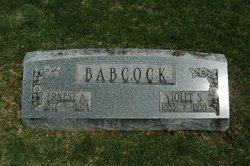 Ernest A. Babcock