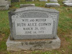 Ruth Alice Corwin