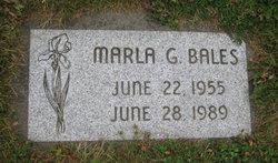 Marla Georgene Bales