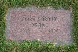 Mary <i>Barnum</i> Drake