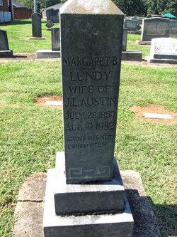 Margaret Belle <i>Lundy</i> Austin