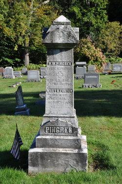 Mary E. <i>Foster</i> Pingree