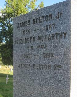 Elizabeth <i>McCarthy</i> Bolton