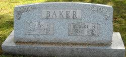 Gladys M <i>Phillippi</i> Baker