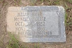 Helen Ruth <i>McNeil</i> Hollie