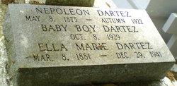 Baby Boy Dartez