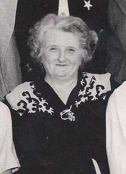Annie E <i>McKenney</i> Buxton