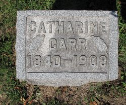 Catharine <i>Bird</i> Carr