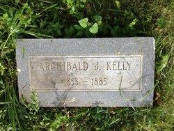 Archibald Johnson Arch Kelly